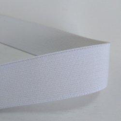 "Резинка "" Белый"" 2.5 см"