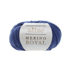 "Alize Merino Royal ""Джинса"""