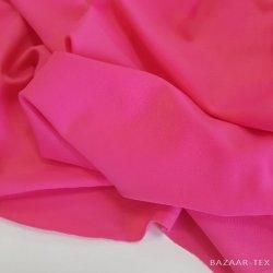 "Бифлекс матовый ""Яркий розовый"" - отрез 0.95 м"