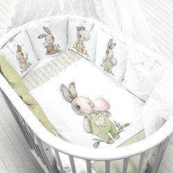 """Панели для подушек """"Сладкий зайка"""" (Набор 4 шт)"""