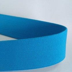 """Резинка """" Голубой"""" 2.5 см"""