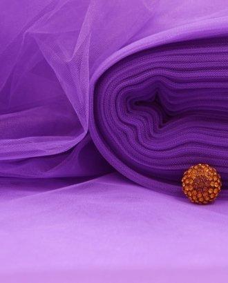 """Еврофатин Luxe """"Пурпурное сердце""""  отрез 0.85 м."""