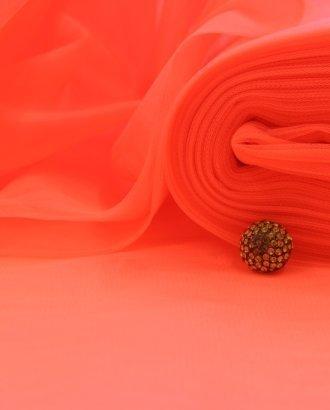 "Еврофатин Luxe ""Розовый неон- апельсин"""