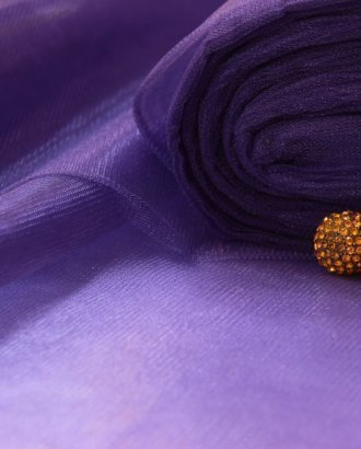 """Фатин средней жесткости """"Королевский пурпурный"""""""
