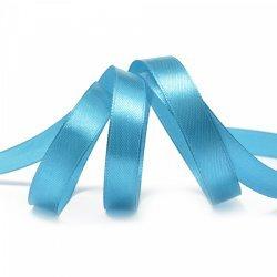 """Атласная лента """"Небесно- голубой"""" 1,2 см"""