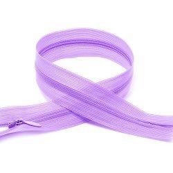"""Молния 20 см """"Очень светлый фиолетовый"""""""
