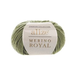 "Alize Merino Royal ""Оливковый"""